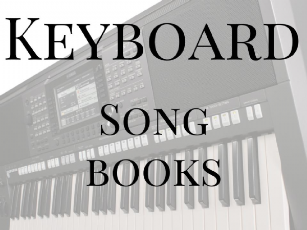 Keyboard Songbooks